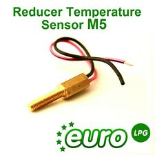 LPG GPL Autogas gasreducer Sensore di temperatura M5 RIDUTTORE