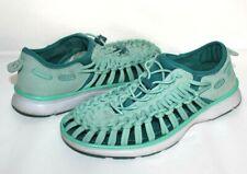 ❤️ KEEN Unkeen O2 Green Malachite Braided Active Comfort Sandals 7.5 M L@@K!03