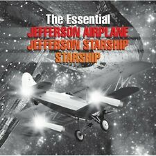 Starship - The Essential Jefferson Airplane/Jefferson Starship/Starship [New CD]