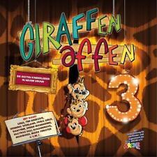 CD Giraffenaffen 3 NEU Die besten Kinderlieder in neuem Sound Various