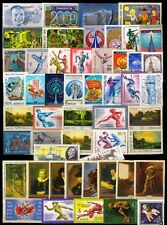 RUSSIA Mint Thematic Stamps-50 All Different-Large only-MNH-Pre 1991 Period