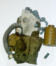 Gas mask Dp-6 Vintage Soviet russian. full set with original filter