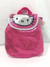 Hello Kitty Children's Backpack with Sequins Brand New with Tags