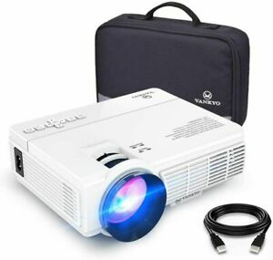 VANKYO LEISURE 3 Mini Projector Supported 1080P 170'' Display Portable