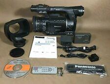 Panasonic Ag-Ac160Ap 2.2Mp Avccam Hd Handheld Camcorder