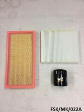 Filters Service KIT Jeep Compass & Patriot MK 2.0L & 2.4L 2007-2010  FSK/MK/022A