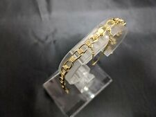 Vintage Wristwatch Band Bambi 11-13mm KGP Brass New Old Stock Japan 1970s