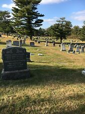 Cedar Hill Cemetery, Glen Burnie, Md-Single Plot-Garden One Section