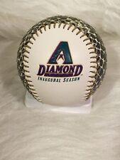 Arizona Diamondbacks Inaugeral Season Baseball