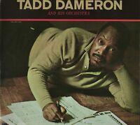 Tadd Dameron & Orchestra The Magic Touch Riverside EX  LP Vinyl HL2.254