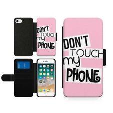 Fundas y carcasas mate de plástico para teléfonos móviles y PDAs sin anuncio de conjunto