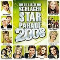 DIE GROßE SCHLAGER STARPARADE 2008 2 CD DJ ÖTZI UVM NEU