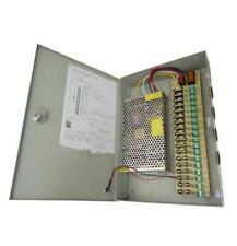 18 Channel DC 12V 20A 240W Power Supply Distribution Box For CCTV Camera