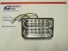 Whelen 400 Series Freedom Super LED Lighthead Part # 01-0264528-110 6X6AA Amber
