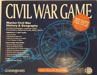 Civil War Game Classic Historic EMA Learning Games Family Fun