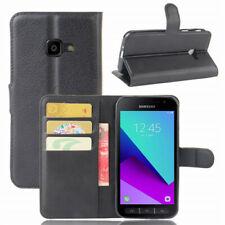 Samsung Galaxy Xcover 4 Handy Tasche Flip Cover Case Schutz Hülle Etui Schale