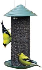 Audubon/Woodlink Mini Magnum Nyjer Feeder in Green