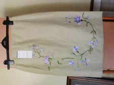 Linen Straight, Pencil Formal Skirts for Women