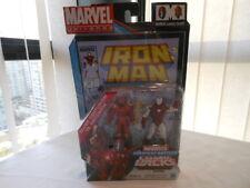 Marvel Universe Greatest Battles Silver Centurion Iron Man Mandarin Comic Pack!