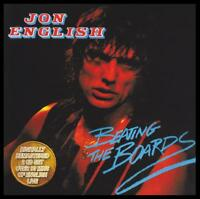 JON ENGLISH (2 CD) BEATING THE BOARDS ~ LIVE IN CONCERT *NEW*