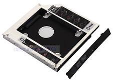 2nd 2.5 SATA HDD SSD Optique Caddy pour HP ProBook 6360b 6460b 6465b 6470b 6475b