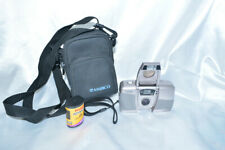 Kodak C-400 Aps Film Camera Tested Works Add 2 Aa Batteries With Film And Case
