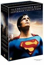 The Christopher Reeve Superman Collection DVD, 2006, 7-Disc Set, Digi-Pack