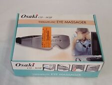 New Osaki OS-WIB Therapeutic Eye Massager Relieve Eye Fatigue Eye Care Treatment
