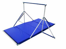5' Horizontal Bar - Gymnastics Mat combo