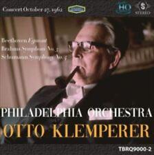 Klemperer Philadelphia Orchestra Beethoven Brahms Live 1962 STEREO UHQCD JAPAN