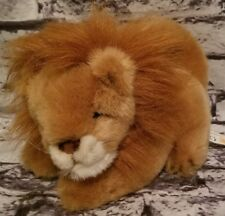"ING BANK LION PLUSH 8"" STUFFED ANIMAL"
