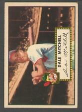 1952 Topps #92 Dale Mitchell  Indians