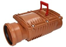 Capricorn Flood Protection System Backflow Flap Double Dn 125 Diameter 125 MM