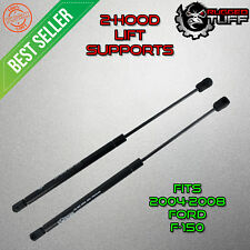 Lift Support Shocks For Ford F150 2004-2008 Front Hood Gas Springs New Pair 2pc