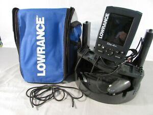 Lowrance Elite-4x Fish Finder