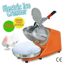Ice Shaver (Orange)