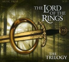 Various Artists - Lord of the Rings Trilogy (Original Soundtrack) [New CD] Holla