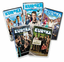 Eureka: Complete SyFy TV Series Season 1 2 3 4 5 Box / DVD Set(s) NEW!