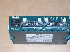 NAIS PANASONIC FP0-C16CT PROGRAMABLE CONTROL UNIT WITH CONNECTORS / CABLES P157