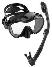 Scuba Diving Equipment Snorkeling Freediving Mask Snorkel Glasses Swimming Set