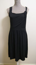 ESPRIT DRESS BLACK STRETCHY DRESS, Sz 12 / UK L
