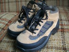 Wrangler Work Wear Mens 5 (37.5) Slip-Resistant Steel Toe Work Boots 46770
