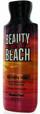 Beauty and the Beach Dark Tanning Lotion by Supre Tan. 10.1 fl oz