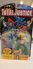 """Aquaman Total Justice 1996 Kenner Dc Comics Action Figure 5"""" Never Opened"""