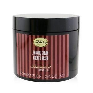 NEW The Art Of Shaving Shaving Cream - Sandalwood Essential Oil 150ml Mens Skin