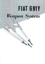 AERONAUTICA ITALIA Fiat G91Y Yankee 1966 Weapon System (ieng) DT - DVD