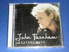 John Farnham - Greatest hits - CD SIGILLATO