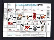 Nederland 2012 Stedelijk museum Amsterdam V2989-2998  postfris-mnh