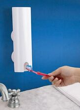 Pasta De Dientes Dispensador ~ ~ Touch N Brush Manos Libres Contenedor Baño Kit vacío