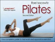 NEW Pilates-2nd Edition by Rael Isacowitz
